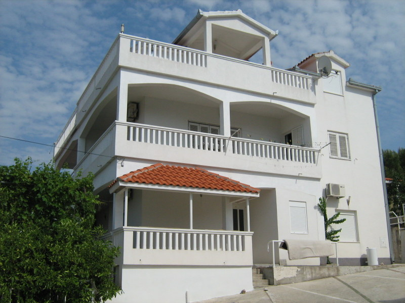 Apartmán Villa Tanja, Slatine, Insel Ciovo Mitteldalmatien Chorvatsko