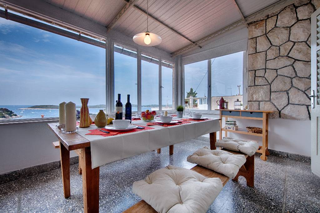 Atostogoms nuomojami butai Schones Ansicht,200m bis Zentrum,Ruhe, Hvar, Insel Hvar Mitteldalmatien Kroatija