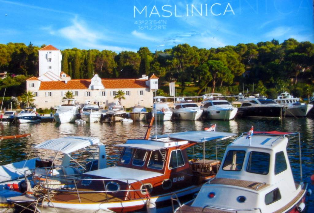 Appartement en location Zara1 , Maslinica, Insel Solta Mitteldalmatien Kroatie