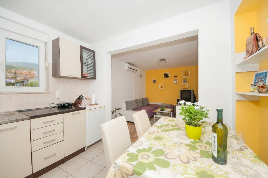 Appartement en location Ferienwohnung, Kastel Luksic, Kastela Mitteldalmatien Kroatie
