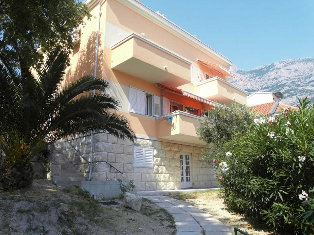 Appartement en location Schöne Ferienwohnung mit Meerblick für 2-4 Personen, Makarska, Makarska Riviera Mitteldalmatien Kroatie