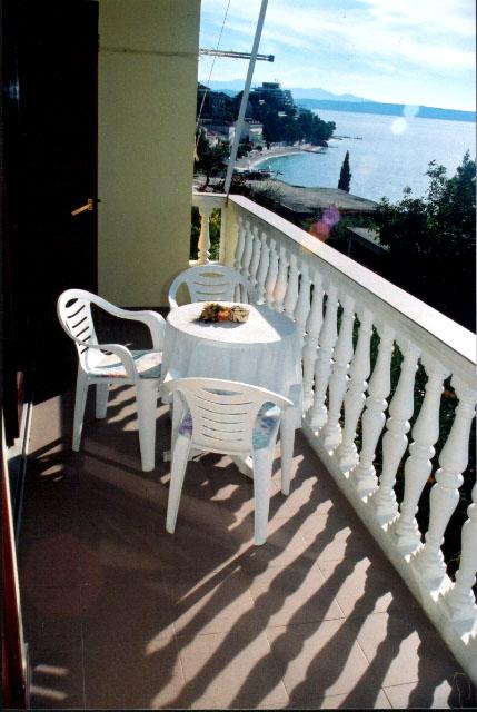 Appartement en location Apartman s pogledom na more, 3 sobe 2 wc-a i dnevni boravak, Podgora, Podgora Mitteldalmatien Kroatie