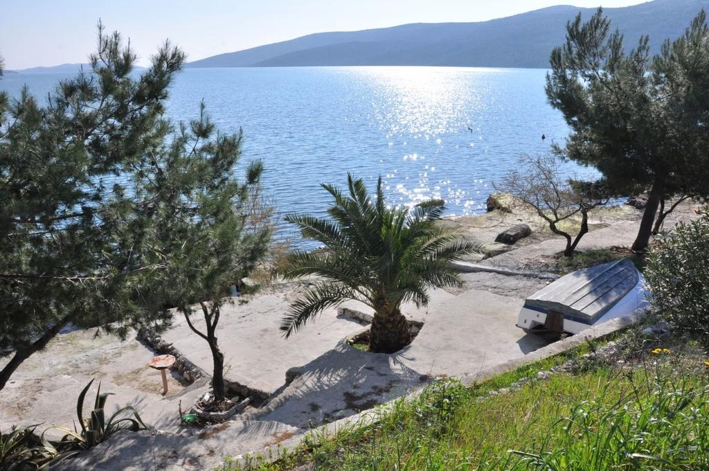 Appartement en location Wohnung am Meer, Poljica, Marina Mitteldalmatien Kroatie