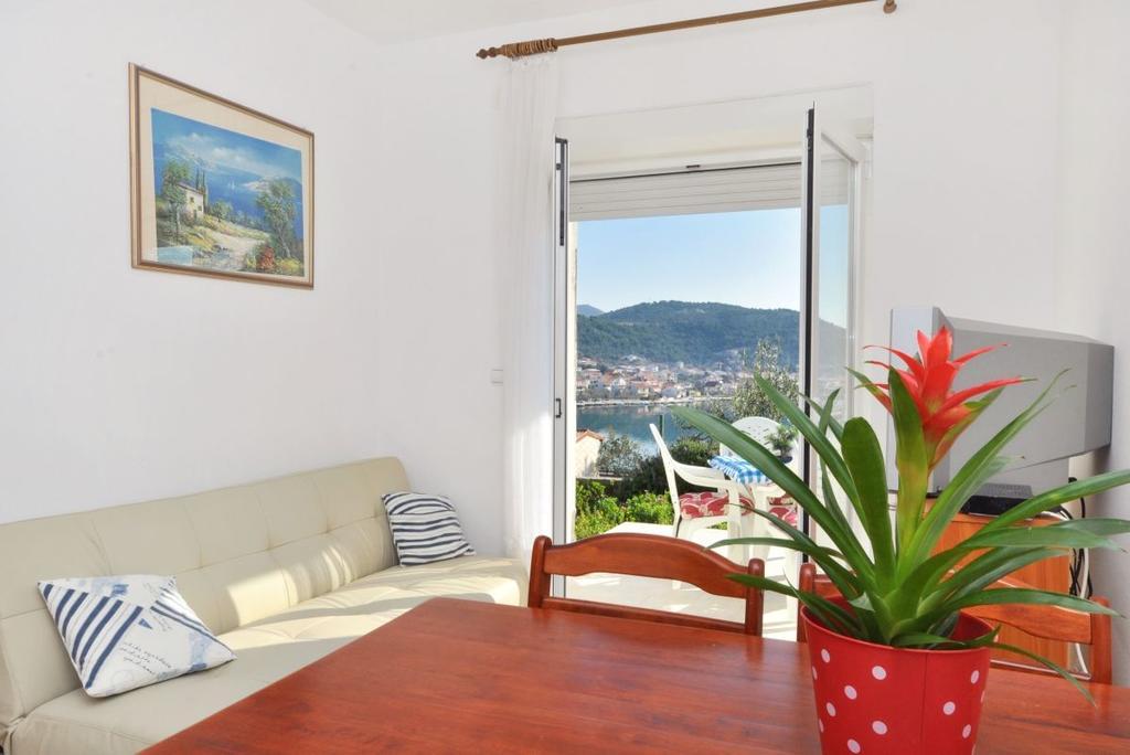 Appartement en location Sonnige Wohnung, Poljica, Rogoznica Mitteldalmatien Kroatie