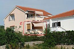 prázdninový  byt , Simuni, Insel Pag Norddalmatien Chorvátsko
