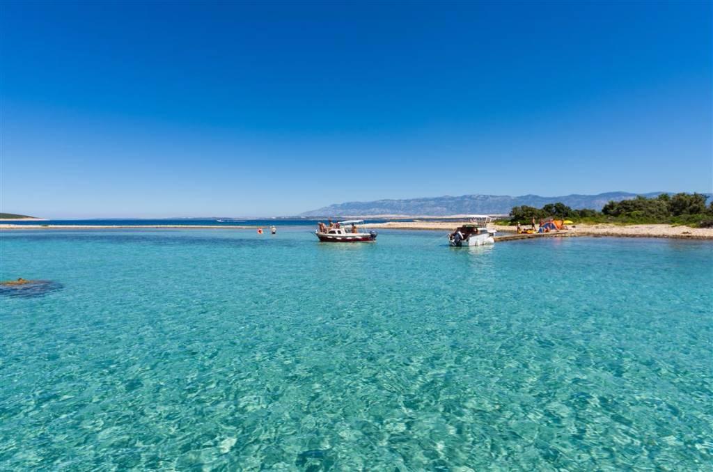 prázdninový  byt APP rijecka, Mandre, Insel Pag Norddalmatien Chorvátsko