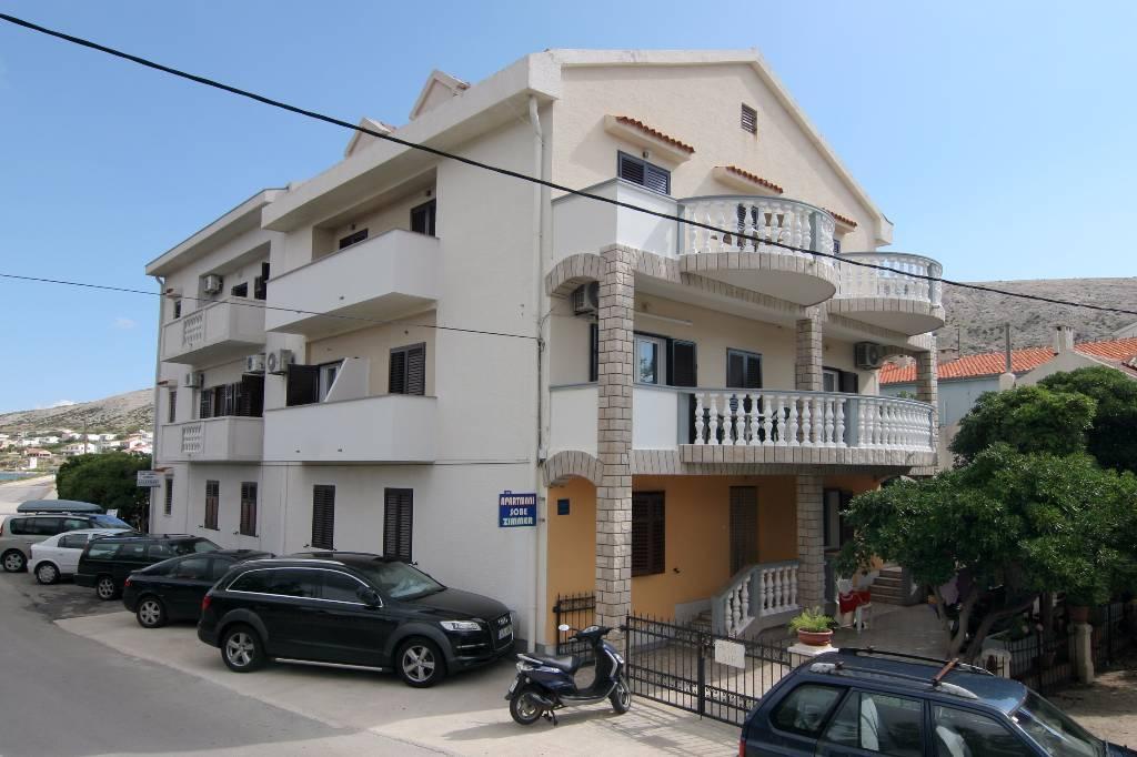 Appartement en location Apartmani Tončica, Pag, Insel Pag Norddalmatien Kroatie