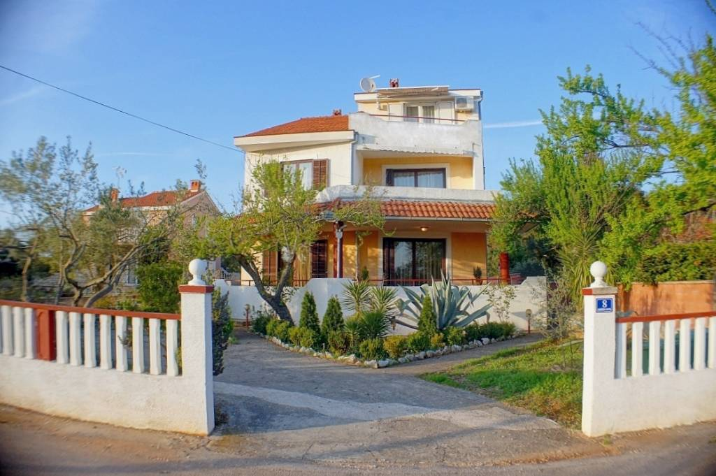 Appartamento di vacanze Apartments are situated at Ugljan on the north part of island of Ugljan,in an oasis of peace., Susica, Insel Ugljan Norddalmatien Croazia