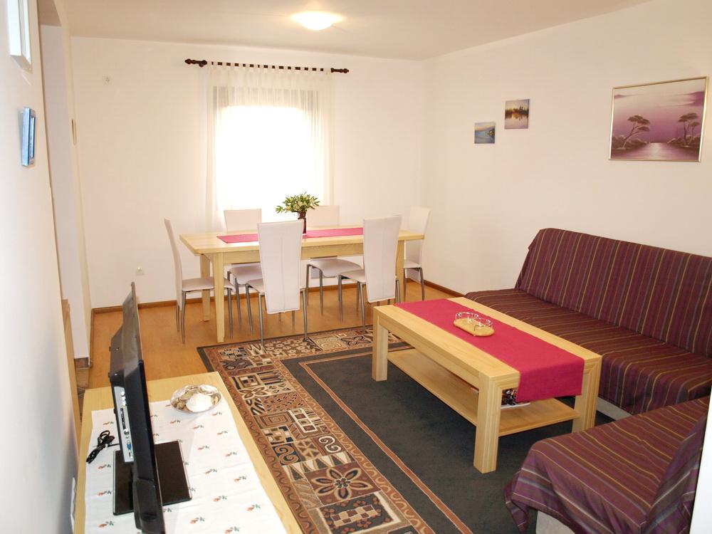 Appartement en location Die Apartments befinden sich auf der Insel Vir, nur 100 Meter vom Strand entfernt, Vir, Insel Vir Norddalmatien Kroatie