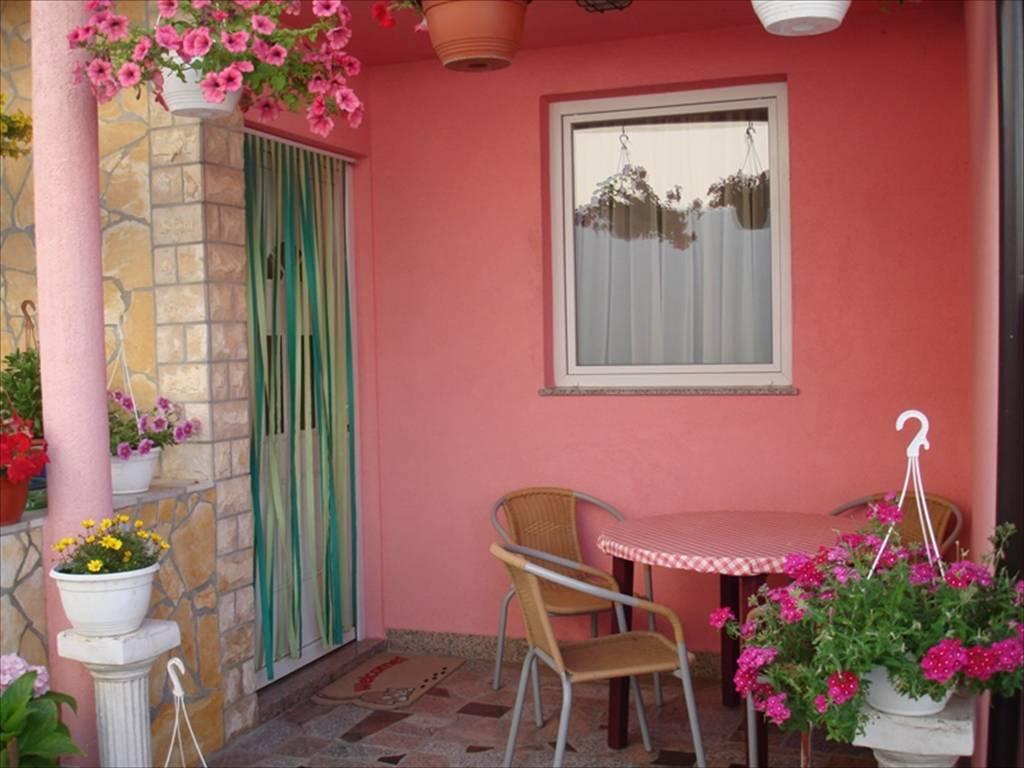 Appartement en location Ap1 (2+2) für 3-4 Personen im Erdgeschoss, ca. 46 m2., Vir, Insel Vir Norddalmatien Kroatie