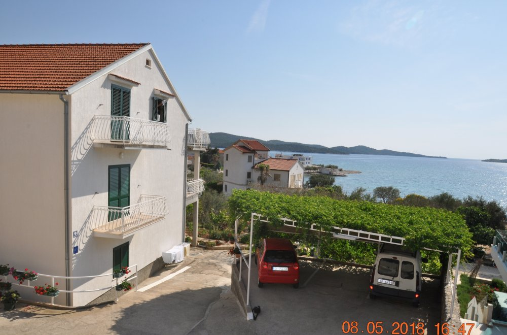 Apartmán Modern Apartments, close to Sandy Beach, Large balcony with sea view, Sibenik, Sibenik Norddalmatien Chorvatsko