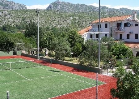 Atostogoms nuomojami butai studio-apartman, 36 m2, , južna strana, pogled na more i planinu, 2+1, Seline, Starigrad Norddalmatien Kroatija