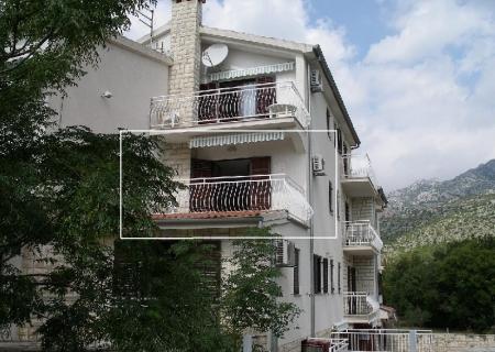 Atostogoms nuomojami butai Studio-apartman ap 22, 36m2, pogled na more i planinu, 2+1, Paklenica, Starigrad Norddalmatien Kroatija