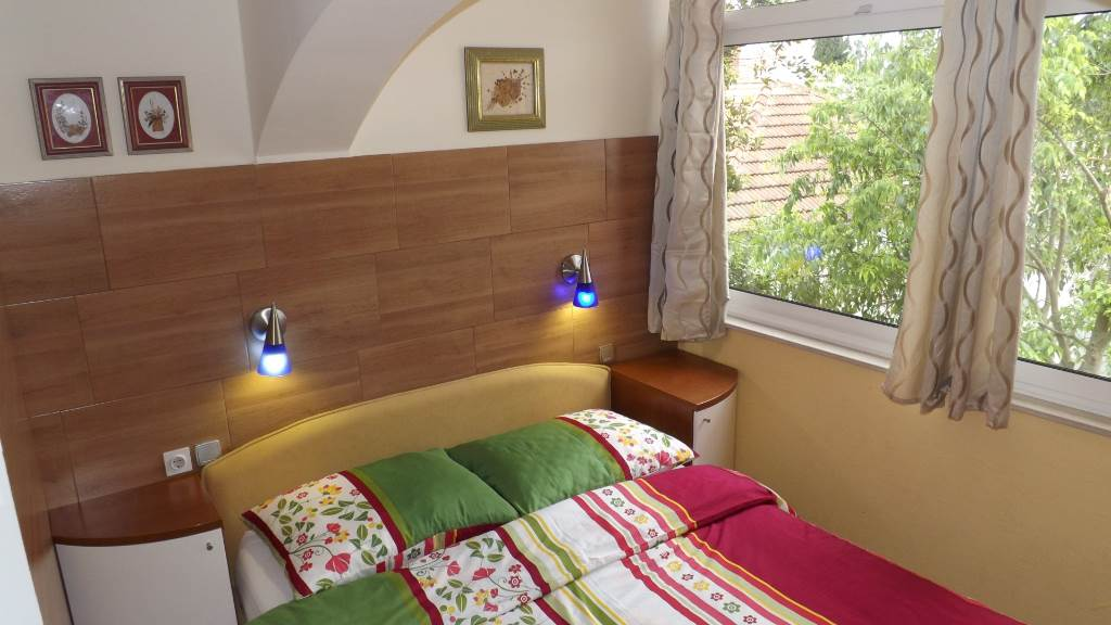 Atostogoms nuomojami butai Apartment mit zwei Schlafzimmer und Merblick, Zadar, Zadar Norddalmatien Kroatija