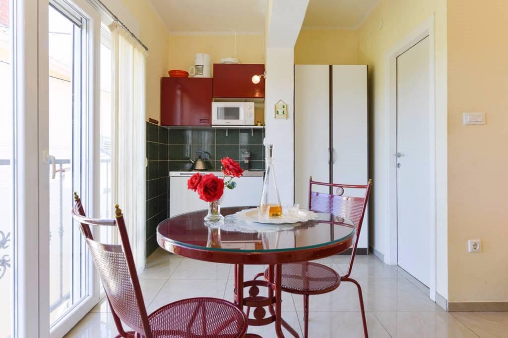 Atostogoms nuomojami butai Moderne Studio-Apartment ,Strand und Stadt nähe, Zadar, Zadar Norddalmatien Kroatija