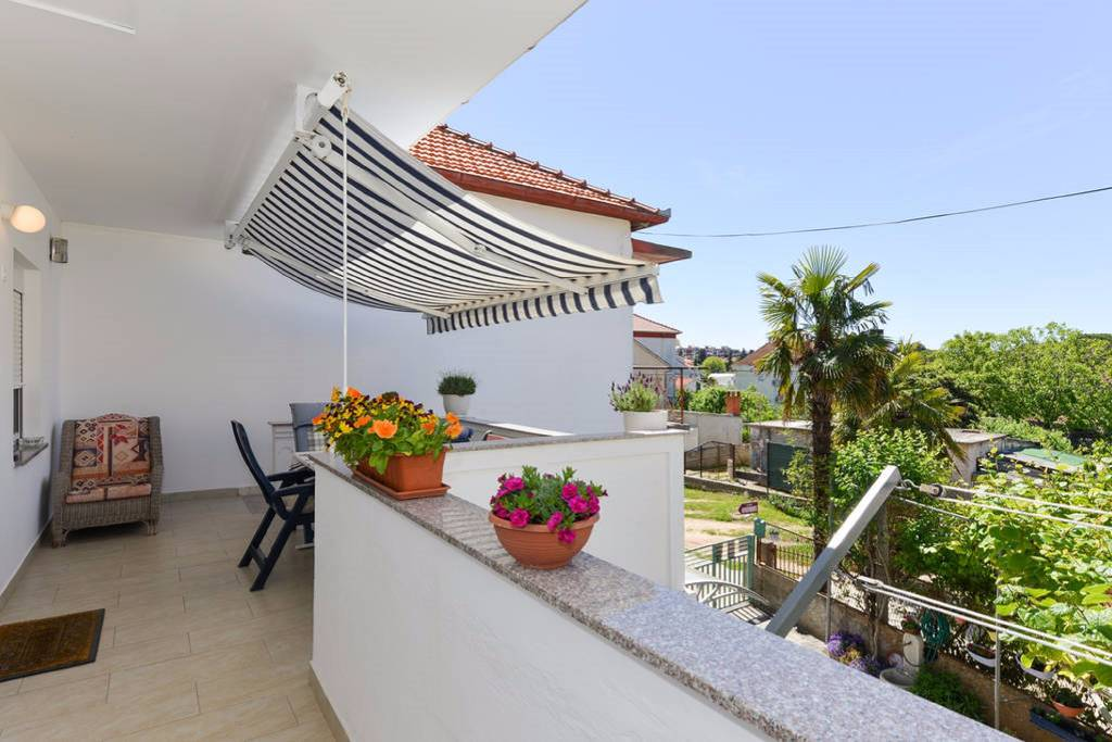Atostogoms nuomojami butai Apartment 2- 4 person, near the beach and the center, Zadar, Zadar Norddalmatien Kroatija