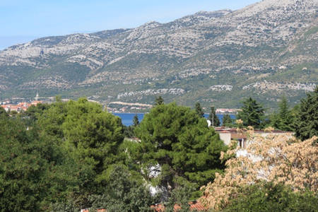 Appartement en location The apartment is in penthouse. It is near sandy beach, close to supermarket. It has air condition.  in Korcula, Süddalmatien Insel Korcula Kroatie