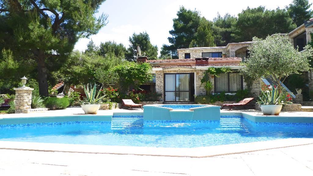 "prázdninový dom Steinhaus Villa Poplat Apartman ""Dream"" - Meerblick, Vela luka, Insel Korcula Süddalmatien Chorvátsko"