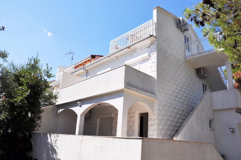 Apartmán Aapartman - zwei Schlafzimmer, Küche, Bad, Klimaanlage, Wiffle, Sat-TV,, Orebic, Peljesac Süddalmatien Chorvatsko