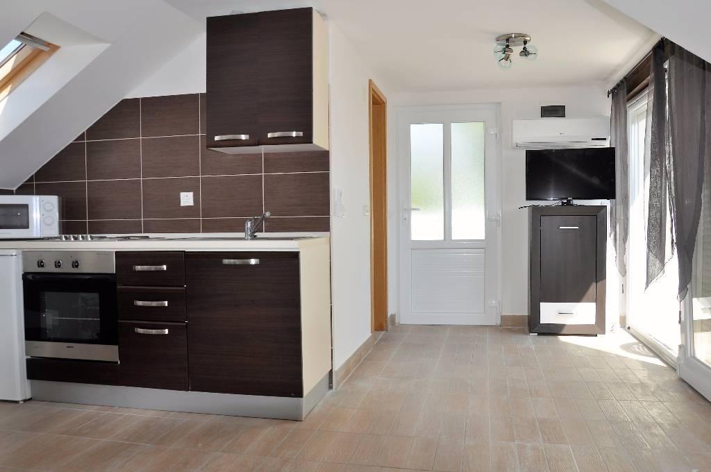 mieszkanie letniskowe Studio Apartman za dvije osobe sa pogledom na more, orebic, Peljesac Süddalmatien Chorwacja