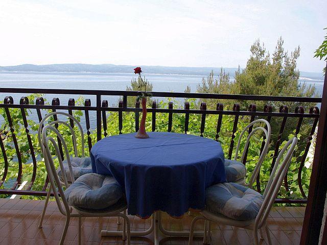 Atostogoms nuomojami butai Apartmani Katica, Pisak, Makarska Riviera Mitteldalmatien Kroatija