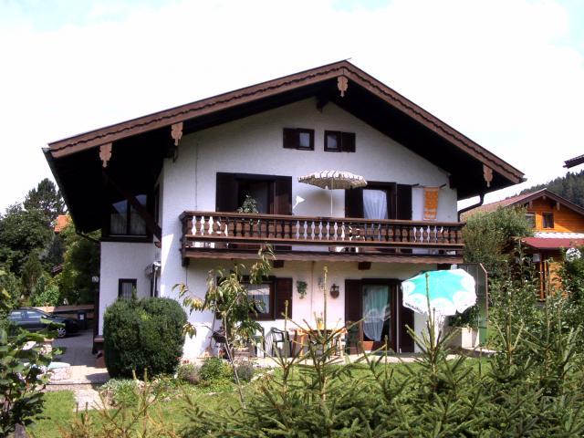 Appartement en location Haus Berggruß, Ruhpolding, Chiemgau Bayern Allemagne
