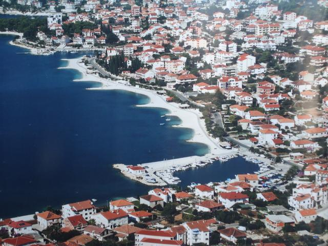 prázdninový  byt Paulin, Okrug Gornji, Insel Ciovo Mitteldalmatien Chorvátsko