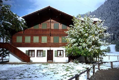 prázdninový  byt Wastado, 3775 Lenk, Lenk Bern Svajciarsko
