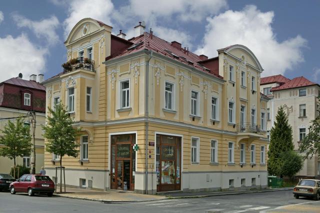 Ferienwohnung Villa Christiana in Marienbad in Marianske Lazne, Marienbad Westböhmische Kurorte Tschechien