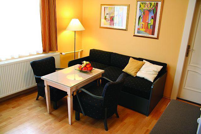 Appartement en location Appartments Barbara, Marianske Lazne, Marienbad Westböhmische Kurorte République tchèque