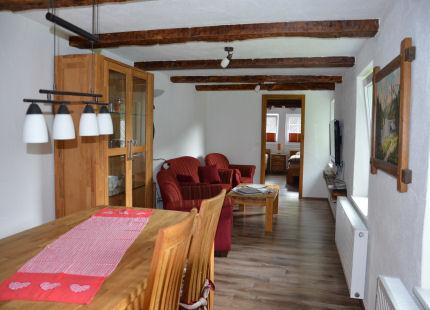 Appartement en location Unsere Ferienwohnung Waldblick im urigen Bauernhaus direkt am Waldrand., Lennestadt, Sauerland Nordrhein-Westfalen Allemagne