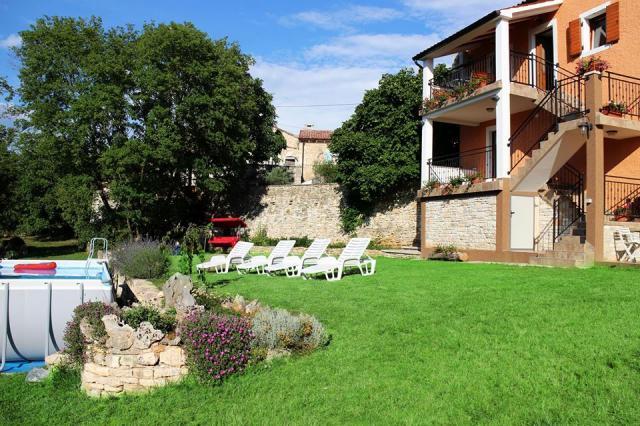 Atostogoms nuomojami butai Apartment Milan Istra, Rezanci, Svetvinsenat Istrien Zentral Kroatija