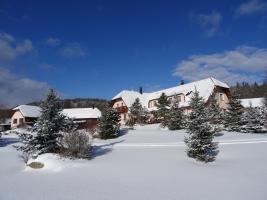 prázdninový  byt im Areal Benesova Hora mit Pool und Sauna, Benesova Hora, Böhmerwald Böhmerwald Česko