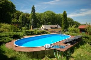 prázdninový  byt , Kostomlaty, Teplice Böhmische Schweiz Česko