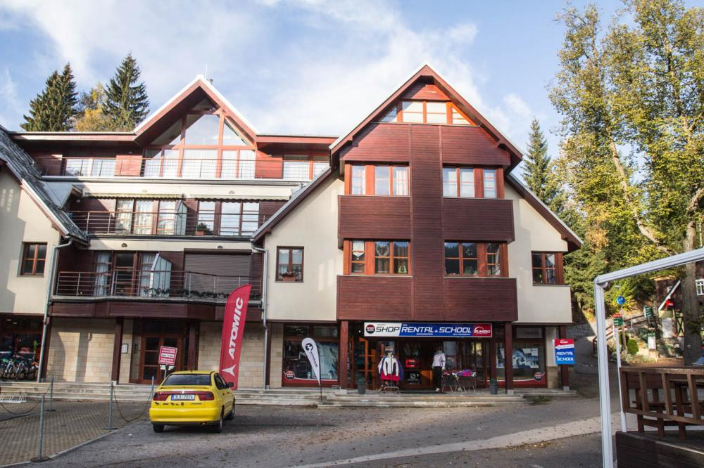 Appartement en location Sonne im Skizentrum, Spindleruv Mlyn, Riesengebirge Riesengebirge République tchèque