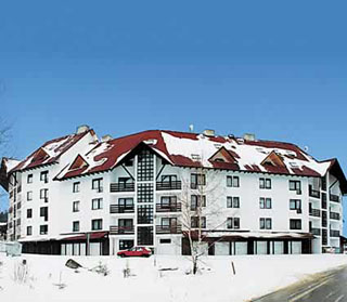 prázdninový  byt Harrachov BK VII, Harrachov, Riesengebirge Riesengebirge Česko