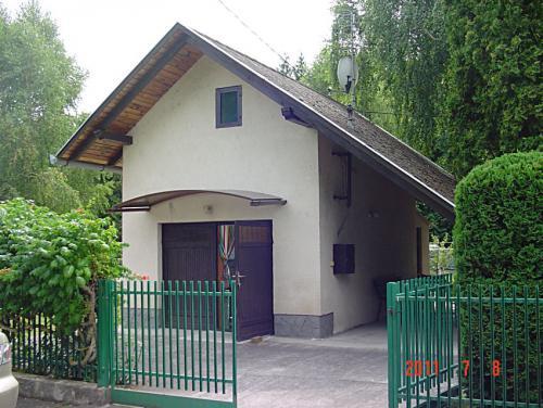 Apartmán BE-43: Holzhaus für 2-3 Personen in Balatonberény nur 150 m vom Strand, Balatonberény, Balaton-Südufer Plattensee-Balaton Maďarsko