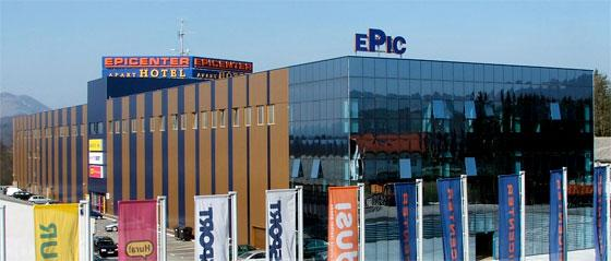 Hôtel Epic Eco group, Hotel Epicenter, Postojna, Postojna Notranjsko-kraska Slovenie