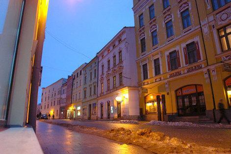 Hôtel Milenium, Jihlava, Jihlava Hochland République tchèque