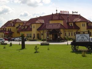 Hôtel Tři Hvězdičky, Stritez, Jihlava Hochland République tchèque