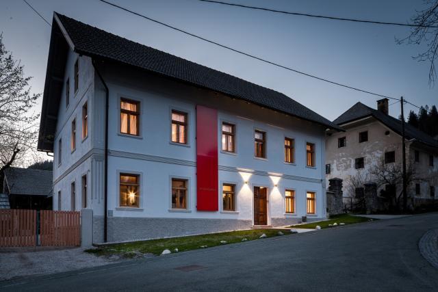 Ferienwohnung ferienhaus julische alpen slowenien for Design hotel slowenien