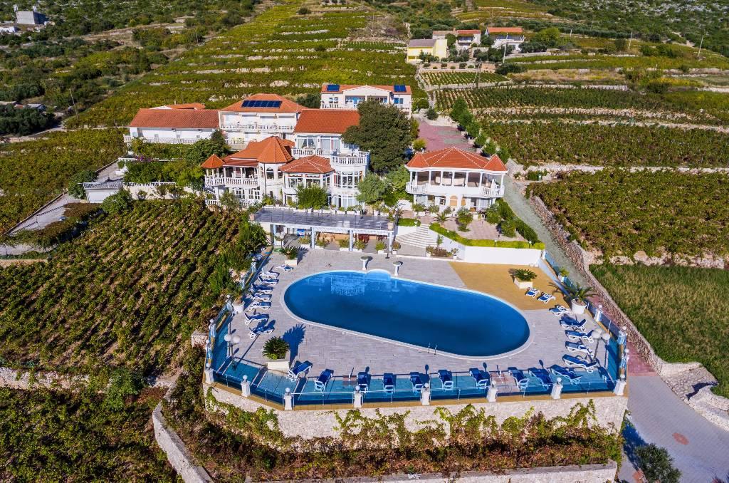 hotel , Orebic, Peljesac Süddalmatien Chorwacja