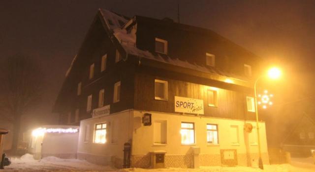Hôtel Sporthotel Abertamy, Abertamy, Erzgebirge Erzgebirge République tchèque