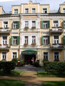 Hôtel Melodie, Frantiskovy Lazne, Franzensbad Westböhmische Kurorte République tchèque