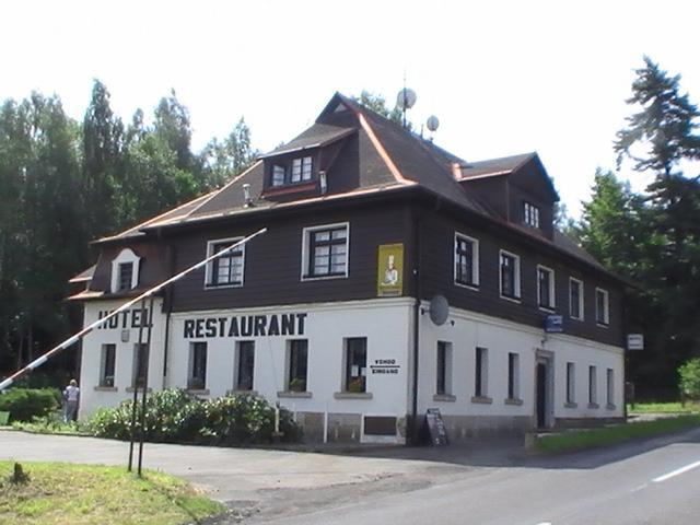 Viešbutis Permon, Chribska, Böhmische Schweiz Böhmische Schweiz Čekija