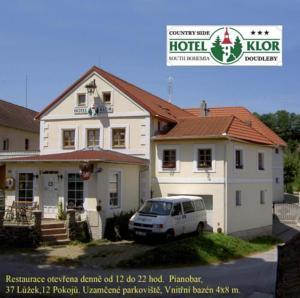 Hôtel Klor, Doudleby, Ceske Budejovice Südböhmen République tchèque