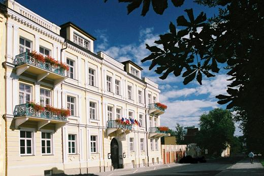 Hôtel Wellness Kurhaus Sevilla, Frantiskovy Lazne, Franzensbad Westböhmische Kurorte République tchèque