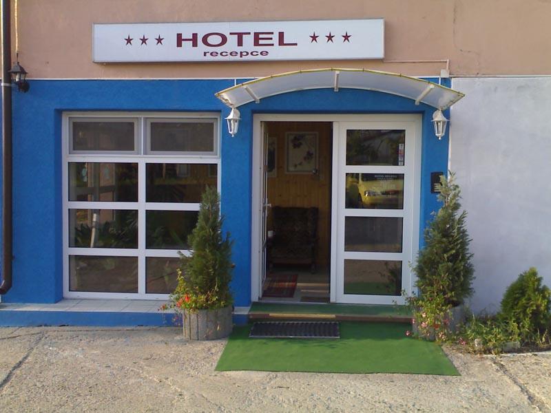 Hôtel mit kleinen Ferienwohnungen, Monteurzimmer, Litomerice, Litomerice Böhmische Schweiz République tchèque