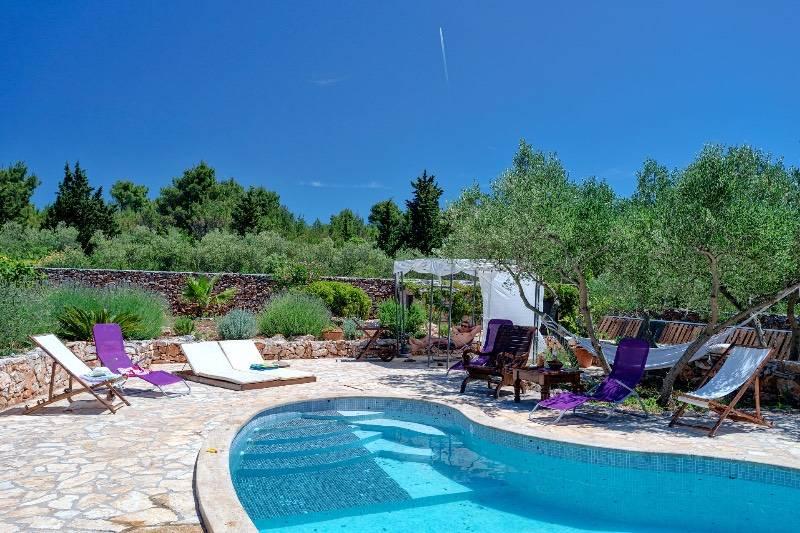 Maison de vacances Oxa Dreamland-Mit 6 Fahrräder, Stari Grad, Insel Hvar Mitteldalmatien Kroatie