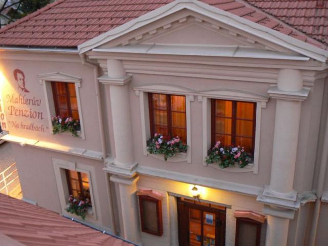 Maison d'hôte Mahlerův penzion Na Hradbách, Jihlava, Jihlava Hochland République tchèque